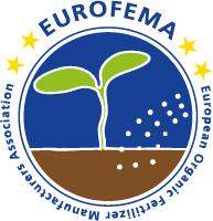 logo ontwerp Eurofema, European Organic Fertilizer Manufacturers Association