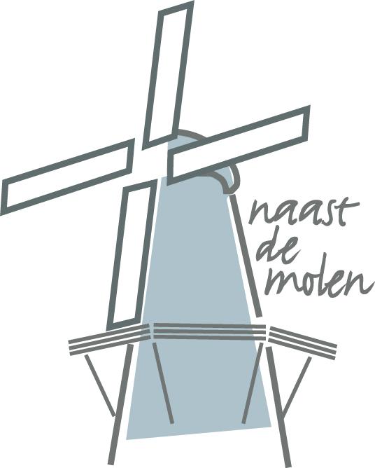 logo ontwerp voor Naast de molen